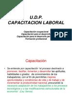 Capacitacion Sence 2015