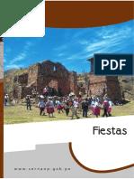 Fiestas de La Reserva Paisajística Nor Yauyos Cochas
