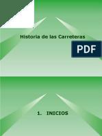 203160110 Historia de La Carretera