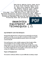 Film Technique And Film Acting Pdf