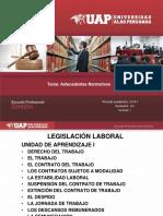 Clase 3 4 5 6 7 Legislacion Laboral 2017 2B