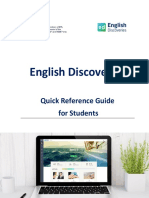 3. Quick Reference Guide for Students