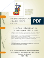 Linea de La Universidad