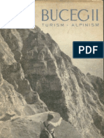 Monografie, Bucegi Turism-Alpinism - Em. Cristea [1961]