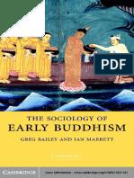 Bailey e Mabbett - The sociology of early buddhism.pdf