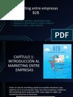 Marketing Entre Empresas B2B