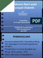 Tatalaksana Nyeri pada Neuropati Diabetik.ppt