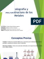 Estructuras Metalograficas 1018 Claudia