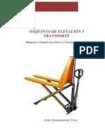 Texto Maquinas de Elevacio y Transporte Marzo 2017