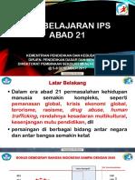 Pembelajaran IPS Abad 21