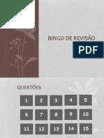 REVISÃO DE CONCEITOS