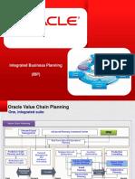 Estrategia Empresarial - IBP_Integrated Business Planning