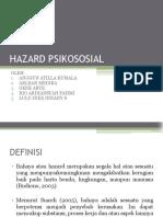 Hazard Psikososial