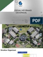 Mengenal Informasi Geospasial