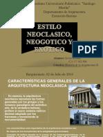 estiloneoclasiconeogoticoyexotico-140702161053-phpapp02