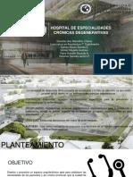 Hospital ecrodeg
