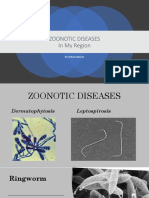 zoonotic diseases