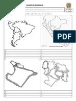 Examen de Geografía 3