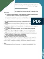 Ieu Interpretación y Registro de Operaciones de Cuentas Por Cobrar y Cuentas Por Pagar. Archivos de Apoyo Actividad de Aprendizaje 3.