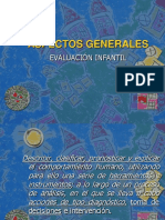 Evaluacion Infantil General