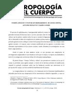 Manjarrés - 2015 - Cirugías plásticas, antropología y fisoterapia. ¿Cuál es la relación, de Luciana María Masiero