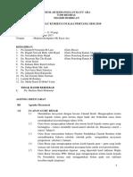 Minit Mesyuarat Kurikulum Kali pertama Sesi 2018.docx