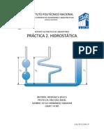 Hidráulica Básica-Práctica 2