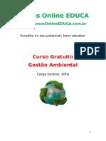 Curso Gest o Ambiental 72335