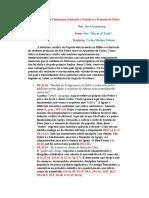 50 Provas Do Novo Testamento Atestando o Papado e o Primado de Pedro