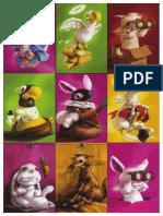 Animalia en PDF Cartas