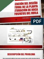 Realización Del Diseño Estructural de La Planta De