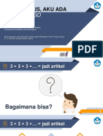 Paparan Kapusbin-Bimtek Literasi 2018