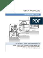 User Manual Trainer Digital Catur Khusna Siti