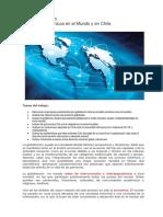Impactos de La Globalizaciòn