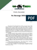 Zarraluki, Pedro - Un Encargo Dificil.Doc