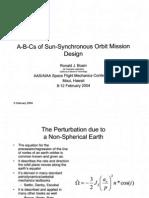 태양동기궤도