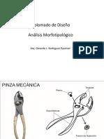 Analisis Morfotipologico ejercicio