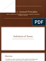 Chapter 1- General Principles