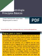 Curso de Astrologia Basico 12