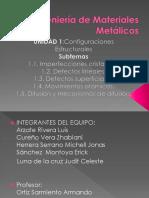 Ingeniería de Materiales Metálicos