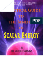 Practical Guide to the Use of Scalar Energy