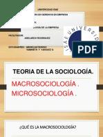 SOCIOLOGIA.