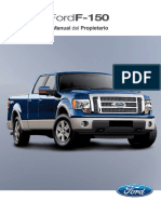 Ford F-150 Manual 2010