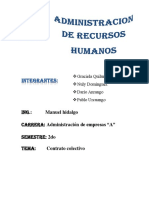 Contrato Colectivo Recusos Humanos (1)