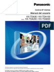 KX-TDA600BX