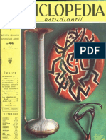 Enciclopedia Estudiantil Codex 1961 - Fasciculo 044