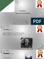 Diapositivca de Modelo Malcom