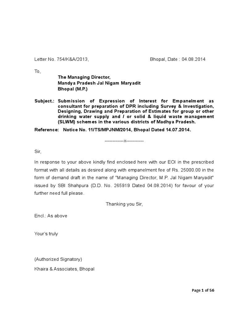 02_Empanelment for Jal Nigam 1 Aug  2014   General