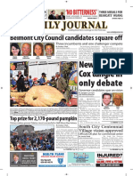 San Mateo Daily Journal 10-09-18 Edition