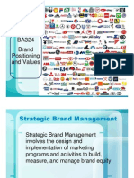 BA324 Week4 Brand Positioning and Values 10